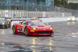 #61 R. Ferri Motorsport Ferrari 458 GT3 İtalya: Olivier Beretta