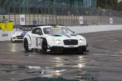 #20 Bentley Team Dyсин Racing Bentley Continental GT3: Butch Leitzinger