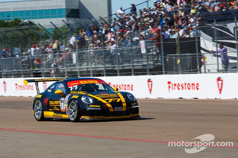 #77 Phoenix American Motorsports Porsche 911 GT3 Cup: Престон Колверт