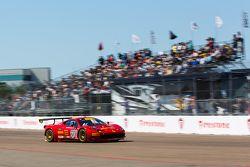 #61 R. Ferri Motorsport Ferrari 458 GT3 Italia: Оливье Беретта