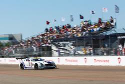 #10 DragonSpeed Mercedes-Benz AMG SLS GT3: Хенрик Хедман