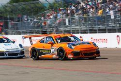 #11 Kelly-Moss Motorsports Porsche 911 GT3 Cup: Колин Томпсон