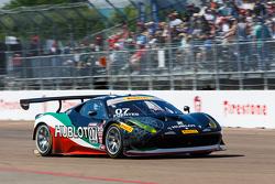 #07 Scuderia Corsa Ferrari 458: Мартин Фуентес
