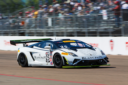 #25 Reiter Engineering Lamborghini Gallardo: Ники Кацбург