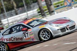 #97 Lvery Racing Porsche 991 GT3 Kupası: Mitch Lvery