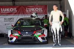 Frank Yu, SEAT Leon Racer, Craft Bamboo Racing