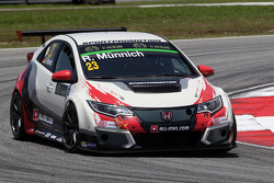 René Münnich, 本田思域 TCR, West Coast Racing