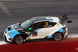 Stefano Comini, SEAT Leon Racer, 目标车队