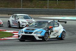 Мишель Нюкьяэр, SEAT Leon Racer, Target Competition