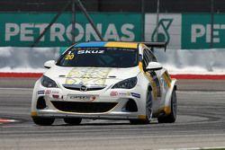 Игорь Скуз, Opel Astra OPC, Campos Racing