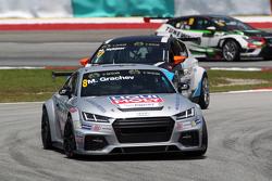 Mikhail Grachev, Audi TT, Liqui Moly Team Engstler , Michel Nykjaer, SEAT Leon Racer, Target Competi
