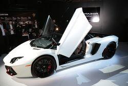Lamborghini Aventador Edición Pirelli