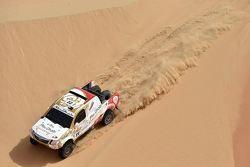 Халид Аль-Кассими. Ралли-рейд Abu Dhabi Desert Challenge 2015