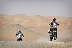 Марк Кома. Ралли-рейд Abu Dhabi Desert Challenge 2015