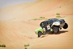 Язид Аль-Раджи. Ралли-рейд Abu Dhabi Desert Challenge 2015