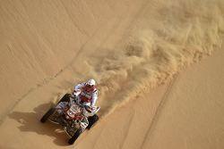 Рафал Соник. Ралли-рейд Abu Dhabi Desert Challenge 2015