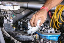 Weber carburetors and Ford engine