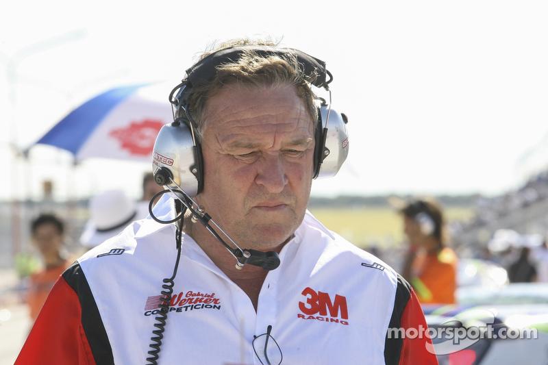 Mariano Werner, Werner福特车队,车队经理,Jose Werner