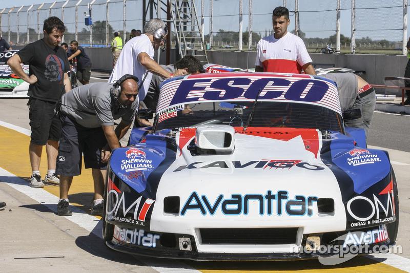 Jose Savino, Savino Sport, Ford