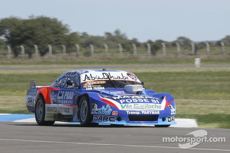 Matias Rodriguez, UR Racing Dodge