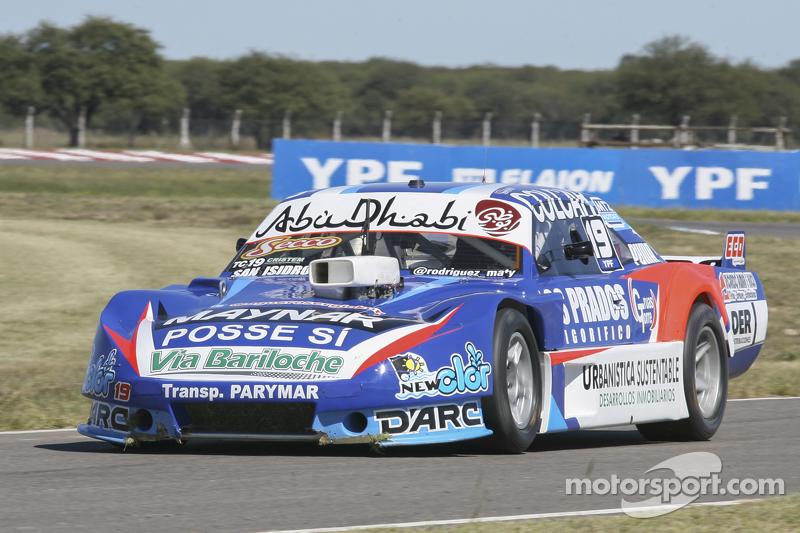 Matias Rodriguez, UR Racing, Dodge