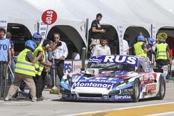 Gabriel Ponce de Leon, Ponce de Leon Competicion Ford Tyre change testing