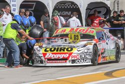 Sergio Alaux, Coiro Dole Racing Chevrolet, bandenwisseltests