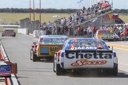 Mariano Altuna, Altuna Competicion, Chevrolet, und Matias Rodriguez, UR Racing, Dodge