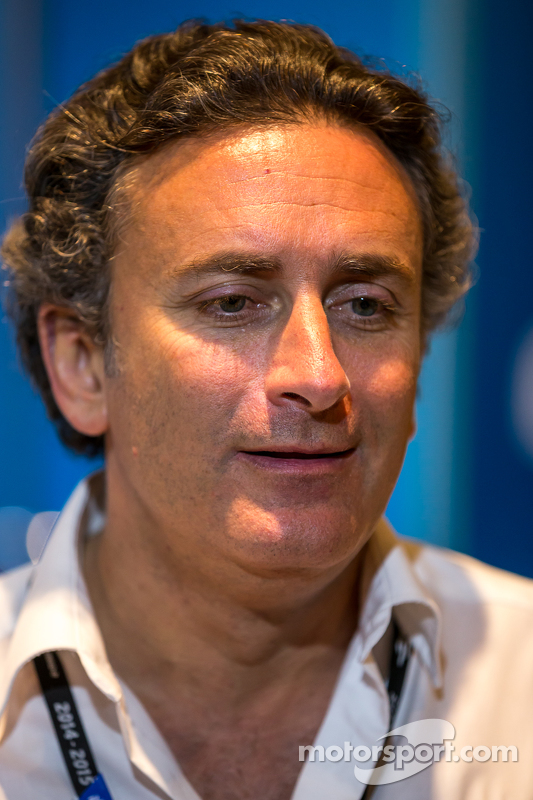 亚历杭德罗·阿格哈,电动方程式CEO