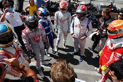 Du karting avec les pilotes de Formule E et des VIP