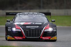 #4 Belgian Audi Club Team WRT Audi R8 LMS Ultra : James Nash, Frank Stippler