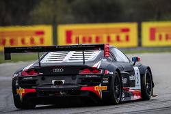 #3 Belgian Audi Club Team WRT Audi R8 LMS ultra: Стефан Ришельми, Стефан Ортелли