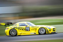 #70 GT Russian Team Mercedes SLS AMG GT3: Алексей Карачёв, Бернд Шнайдер
