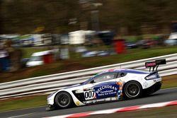 #007 Beechdean AMR Aston Martin: Andrew Howard, Jonny Adam