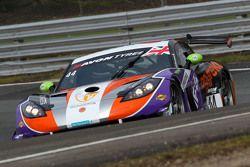 #44 Team LNT Ginetta GT3: Rick Partfitt, Tom Oliphant