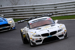 #888 Triple Eight Racing, BMW Z4 GT3: Lee Mowle, Joe Osborne