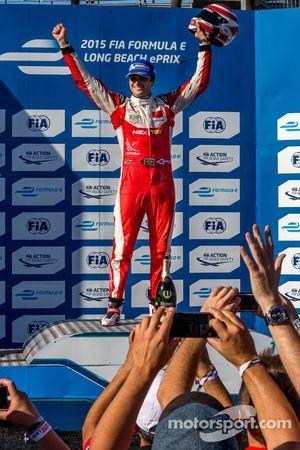 Ganador Nelson Piquet Jr., China Racing