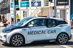 La voiture médicale
