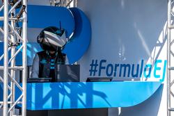 La mascotte de la Formule E