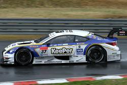#37 Lexus Team Keeper Tom's, Lexus RC F: Andrea Caldarelli, Ryo Hirakawa