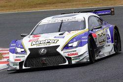 #37 Lexus Team KeePer Tom's Lexus RC F : Ryo Hirakawa, Andrea Caldarelli