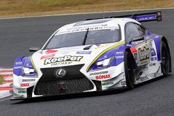 #37 Lexus Team KeePer Tom's, Lexus RC F: Ryo Hirakawa, Andrea Caldarelli