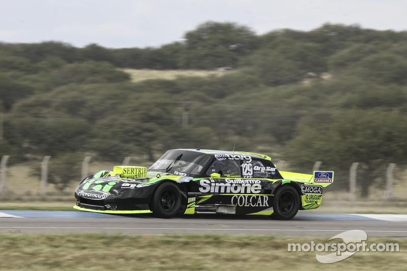 Mauro Giallombardo, Maquin Parts福特车队