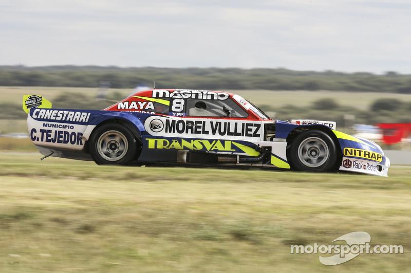 Juan Martín Trucco, JMT Motorsport Dodge