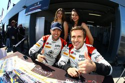 Niki Mayr-Melnhof, Markus Winkelhock,参加签名活动