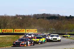 #3 Belgian Audi Club Team WRT Audi R8 LMS ultra : Stéphane Richelmi, Stéphane Ortelli