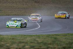 Agustin Canapino, Jet Racing, Chevrolet; Sergio Alaux, Coiro Dole Racing, Chevrolet; Nicolas Bonelli