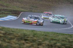 Lionel Ugalde, Ugalde Competicion Ford, Emiliano Spataro, UR Racing Dodge, Martin Serrano, Coiro Dol