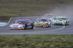Christian Ledesma, Jet Racing Chevrolet, Lionel Ugalde, Ugalde Competicion Ford, Emiliano Spataro, UR Racing Dodge