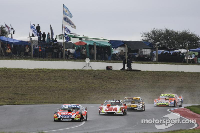 Guillermo Ortelli, JP Racing Chevrolet, Mariano Werner, Werner Competicion Ford, Leonel Pernia, Las